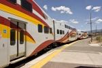 The Rail Runner, Santa Fe, New Mexico