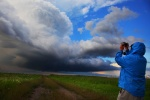 David Takes in the Supercell