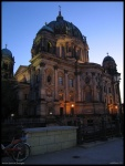 Berlin Dom at Twilight