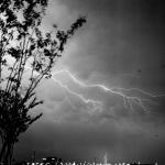 Thunderstorm 2 Seagull(6x6), Plus-X Pro, f 3.5, 4 sec.